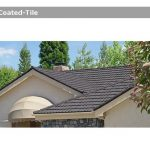 Stone Coated Tile Metal Roof