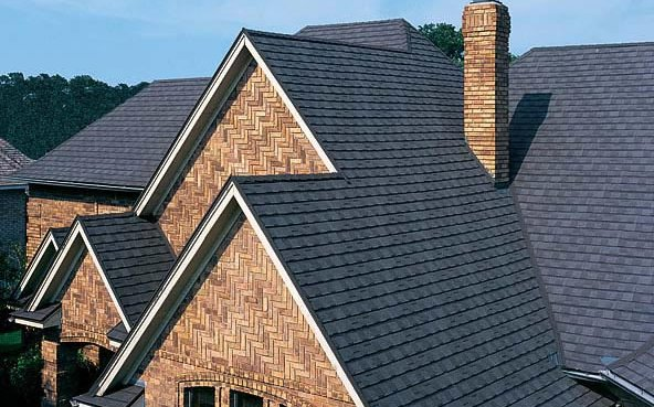 Stone Coated Steel Shingle Metal Roof